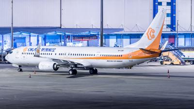 B-1291 - Boeing 737-9KFER - OK Air