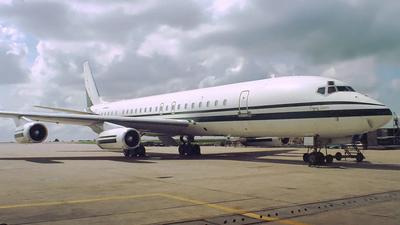 VP-BLG - Douglas DC-8-62H - Private