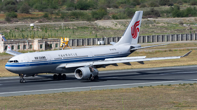 A picture of B6072 - Airbus A330243 - Air China - © Marcus Yu