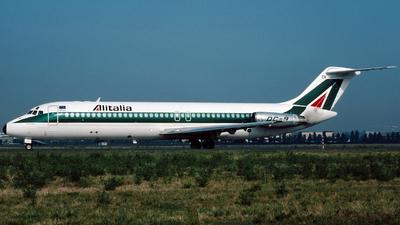 I-RIZX - McDonnell Douglas DC-9-32 - Alitalia