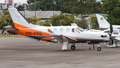 PR-FRE - Socata TBM-900 - Private