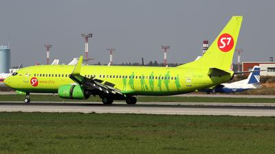 VP-BQF - Boeing 737-83N - S7 Airlines