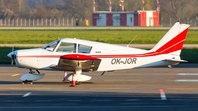 A picture of OKJOR - Piper PA28140 - [2825530] - © Radim Koblížka