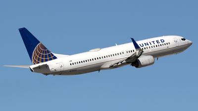 N76502 - Boeing 737-824 - United Airlines