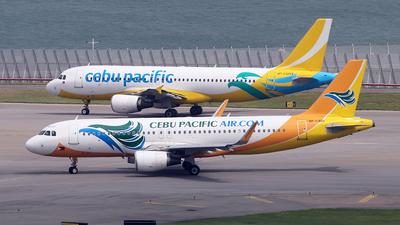 RP-C4101 - Airbus A320-214 - Cebu Pacific Air
