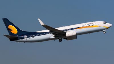 VT-JFW - Boeing 737-85R - Jet Airways