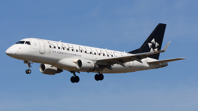 N829MD - Embraer 170-100SU - US Airways Express (Republic Airlines)