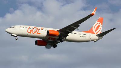 PR-GUQ - Boeing 737-8EH - GOL Linhas Aéreas