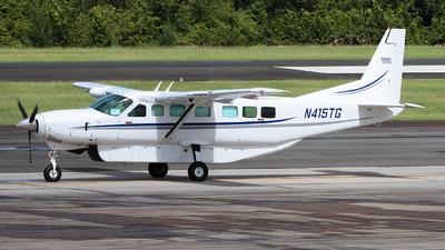 A picture of N415TG - Cessna 208B Grand Caravan - [208B0089] - © Angel Natal