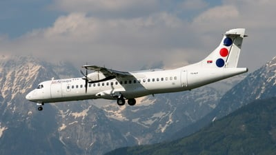 YU-ALP - ATR 72-202 - Jat Airways