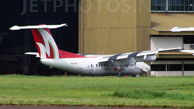 PK-PSX - De Havilland Canada DHC-7-102 Dash 7 - Pelita Air