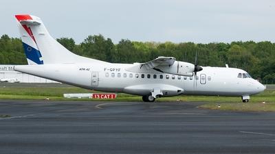 F-GPYF - ATR 42-500 - Untitled