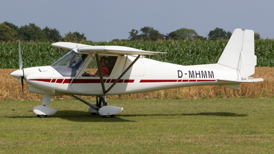 D-MHMM - Ikarus C-42B - Private
