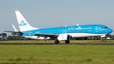 PH-HSD - Boeing 737-8K2 - KLM Royal Dutch Airlines