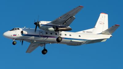 RA-26251 - Antonov An-26-100 - Petropavlovsk-Kamchatskoe Aviation Enterprise
