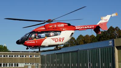 D-HDRR - Eurocopter EC 145 - Deutsche Rettungsflugwacht (DRF)