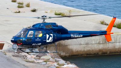 EC-LHD - Aérospatiale AS 355F2 Ecureuil 2 - Cathelicopters