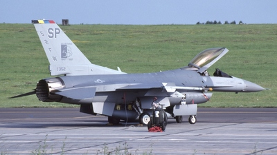 91-0352 - Lockheed Martin F-16CJ Fighting Falcon - United States - US Air Force (USAF)