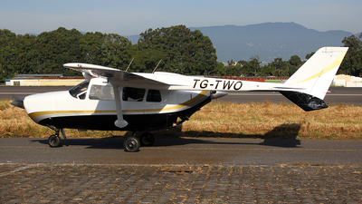 TG-TWO - Cessna 337 Super Skymaster - Private