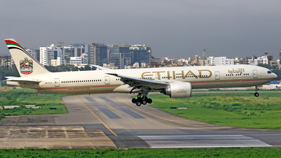 A picture of A6ETO - Boeing 7773FX(ER) - Etihad Airways - © Raihan Ahmed