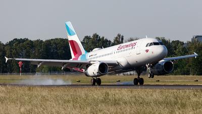D-AGWK - Airbus A319-132 - Eurowings