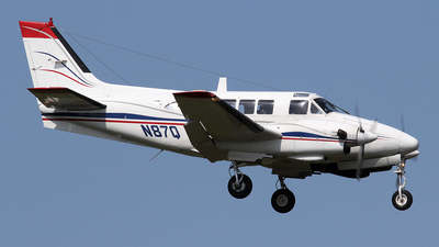 N87Q - Beechcraft A90-1 King Air - Dynamic Avlease