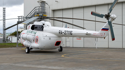 RA-27116 - Mil Mi-8MT Hip - Tatarstan - Government