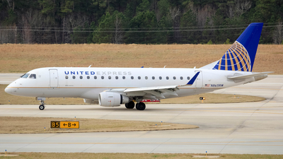 N865RW - Embraer 170-100SE - United Express (Republic Airlines)