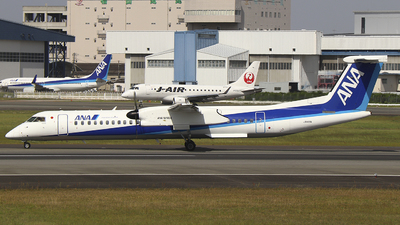 JA461A - Bombardier Dash 8-Q402 - ANA Wings
