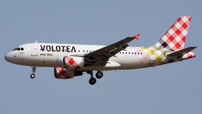 EC-MTB - Airbus A319-111 - Volotea