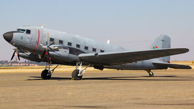 6887 - Douglas C-47TP Turbo-Dakota - South Africa - Air Force