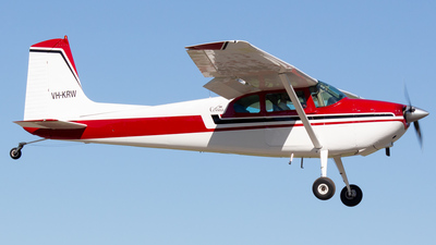 VH-KRW - Cessna 180 Skywagon - Private