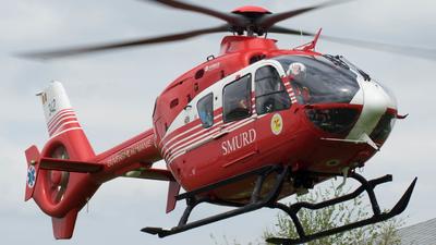 342 - Eurocopter EC 135T2+ - Romania - Emergency Rescue Service (SMURD)