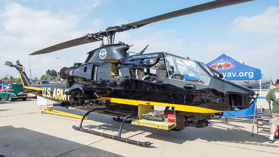 A picture of N589HF - Bell AH1F - [6715589] - © W.A. Kazior