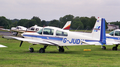 G-JUDY - Grumman American AA-5A Cheetah - Cabair