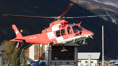 HB-ZRQ - Agusta A109SP Da Vinci - REGA - Swiss Air Ambulance