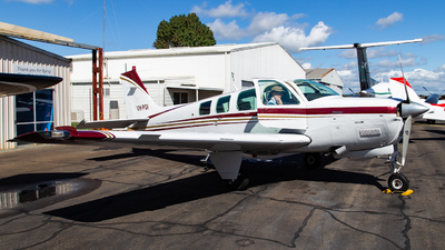 VH-PGI - Beech A36 Bonanza - Private