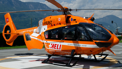 I-PEBZ - Airbus Helicopters H145 - Babcock Italia