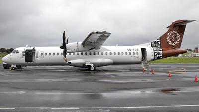 A picture of DQFJZ - ATR 72600 - Fiji Airways - © Paul Spijkers