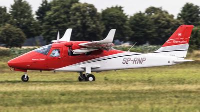 SP-RNP - Tecnam P2006T - Bartolini Air