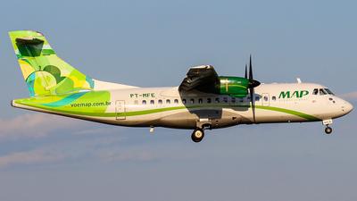 A picture of PTMFE - ATR 42320 - Map Linhas Aereas - © Dotto
