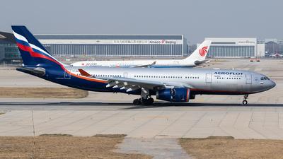 A picture of VQBBG - Airbus A330243 - Aeroflot - © Sebastian Shen