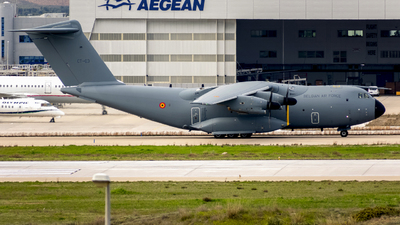 CT-03 - Airbus A400M - Belgium - Air Force