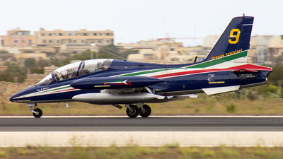 MM54477 - Aermacchi MB-339PAN - Italy - Air Force