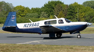 N299AG - Mooney M20R Ovation - Private