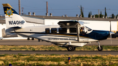 N140HP - GippsAero GA8-TC320 - United States - California Highway Patrol (CHP)