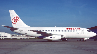 F-GVAC - Boeing 737-229(Adv) - West Air