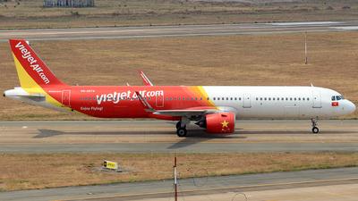 VN-A674 - Airbus A321-271N - VietJet Air
