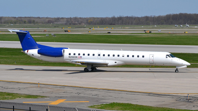 A picture of N268SK - Embraer ERJ145LR - [145270] - © DJ Reed - OPShots Photo Team