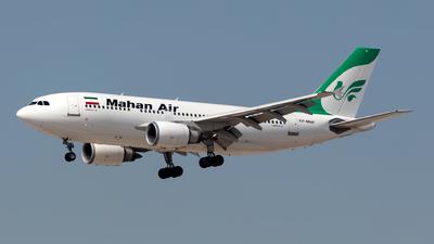 EP-MNF - Airbus A310-304 - Mahan Air